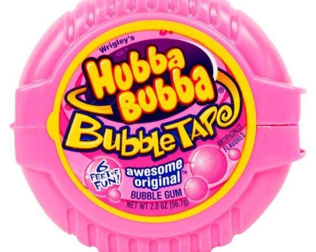 Hubba Bubba Tape Original 57g