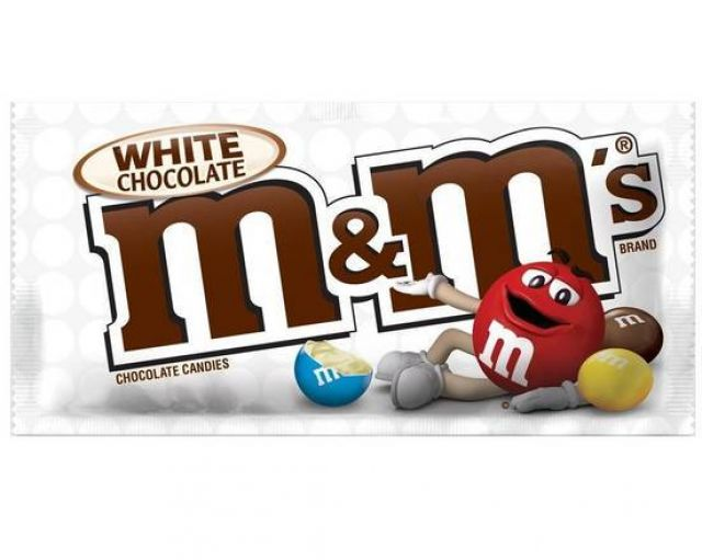 M&M's White Chocolate 43g