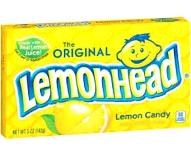 Lemonhead 142g