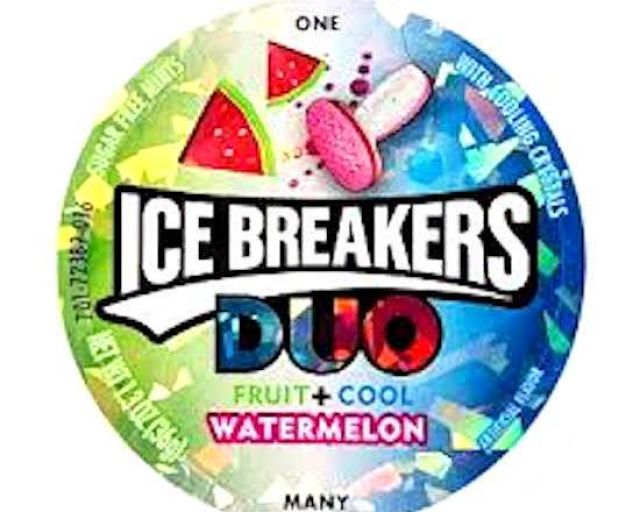 Ice Breakers Duo Watermelon 36g