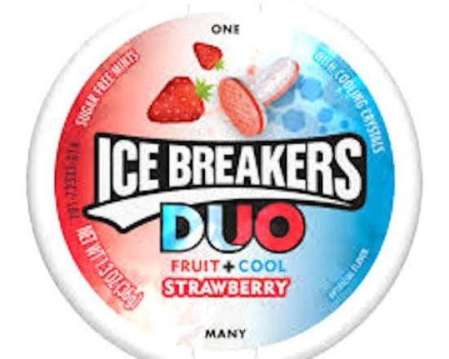 Ice Breakers Duo Strawberry 36g