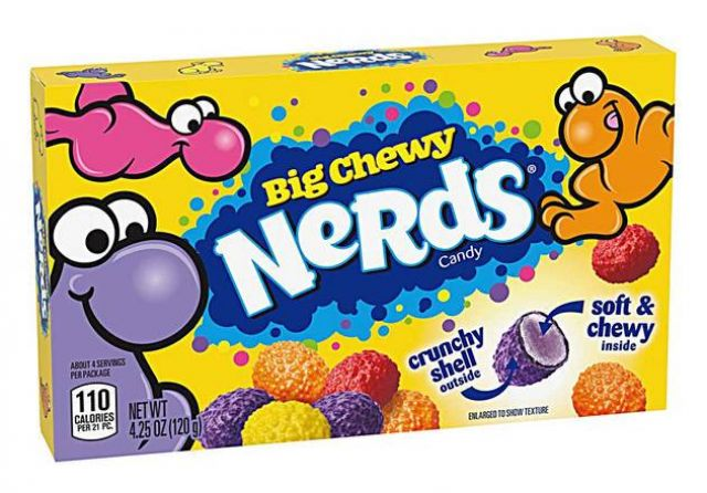 Nerds Big Chewy 120g