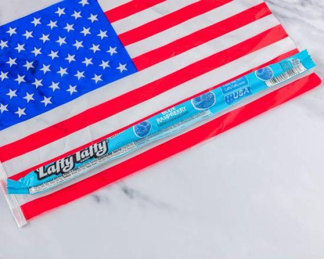 Laffy Taffy Rope Blue Raspberry 23g