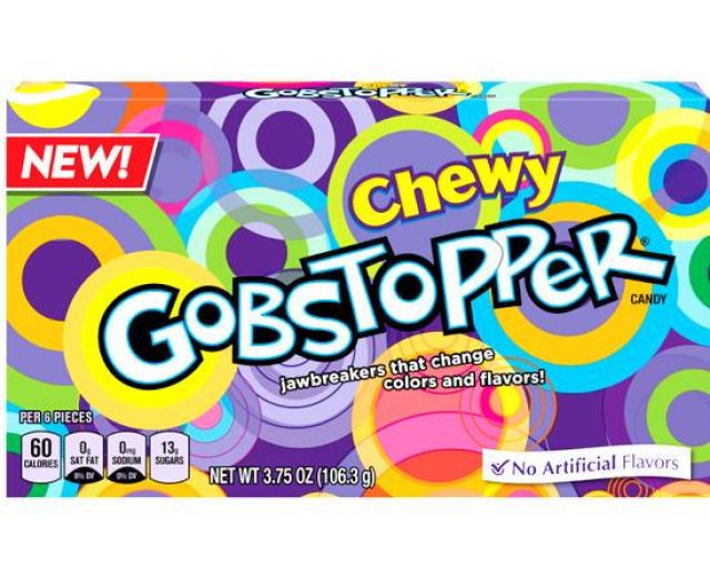 Gobstopper Chewy 106g