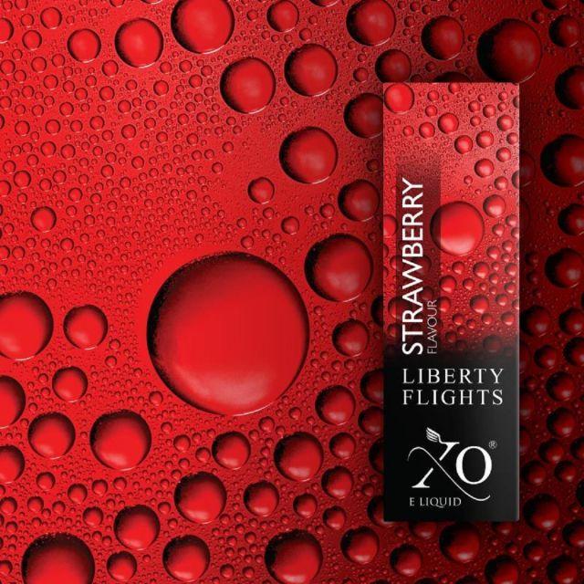 Liberty Flights E-Liquids Raspberry 18mg