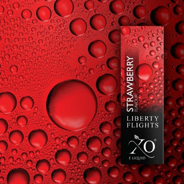 Liberty Flights E-Liquids Strawberry 12mg