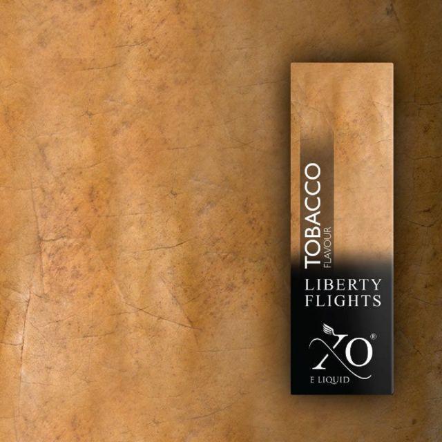 Liberty Flights E-Liquids Tobacco 12mg