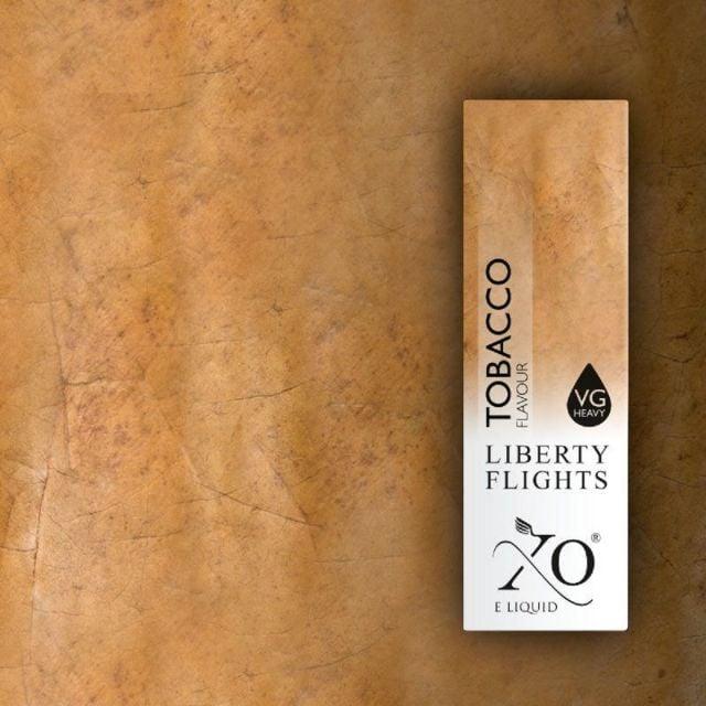 Liberty Flights E-Liquids Verginia Tobacco 6mg