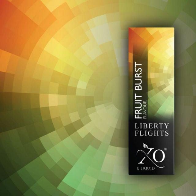 Liberty Flights E-Liquids Fruit Mix 6mg