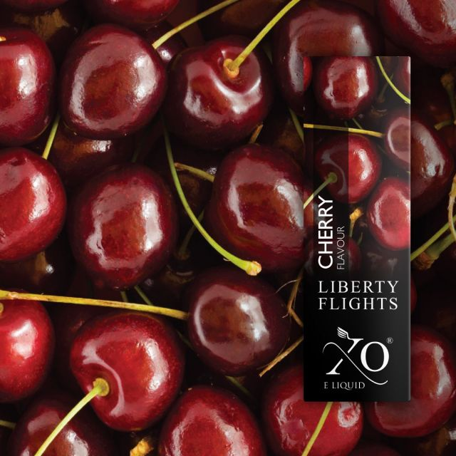 Liberty Flights E-Liquids Cherry 6mg