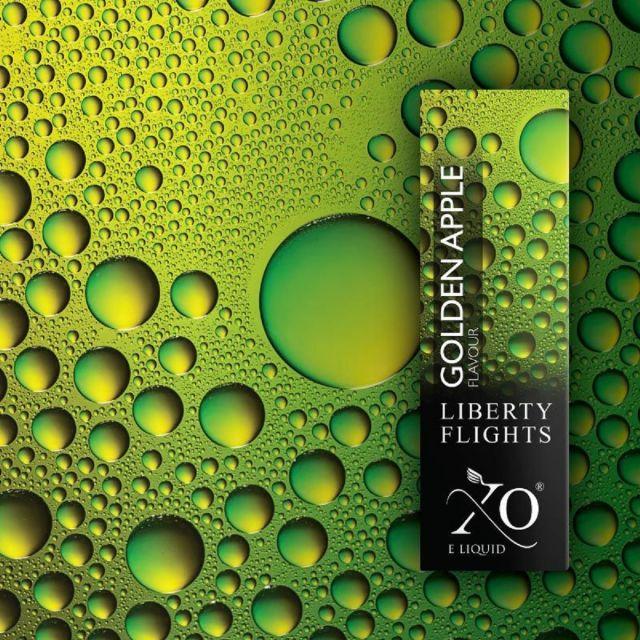 Liberty Flights E-Liquids Apple 12mg