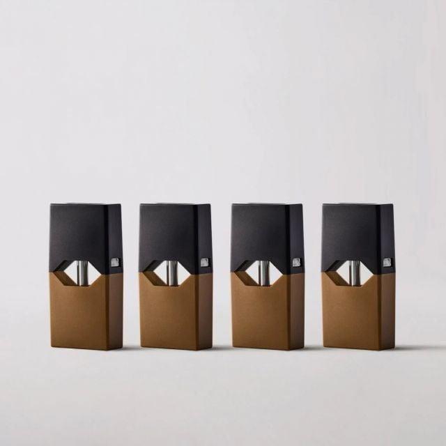 JUUL Pods 4 Pack Golden Tobacco 9mg