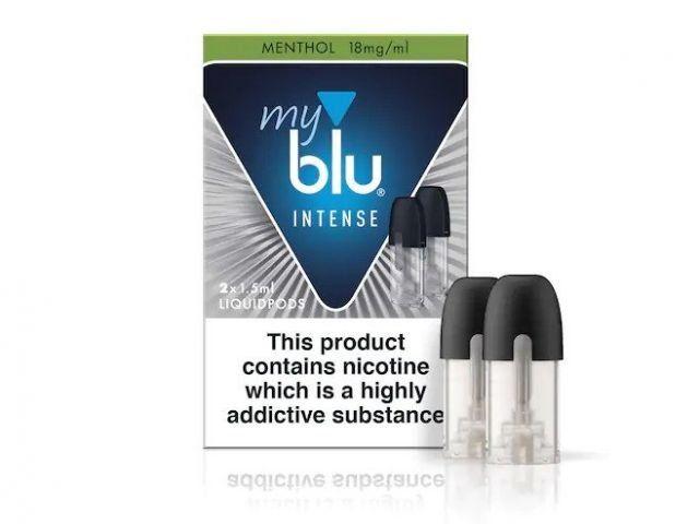Myblu Intance Liquid Pod Menthol 18mg