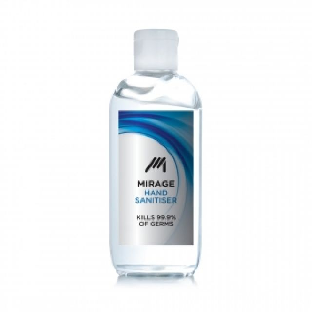 Mirage Hand Sanitiser Gel 60ml