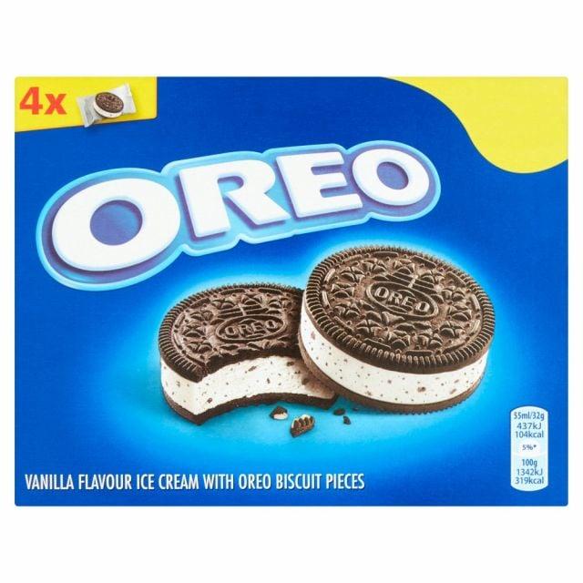 Oreo Ice Cream Multipack 4's