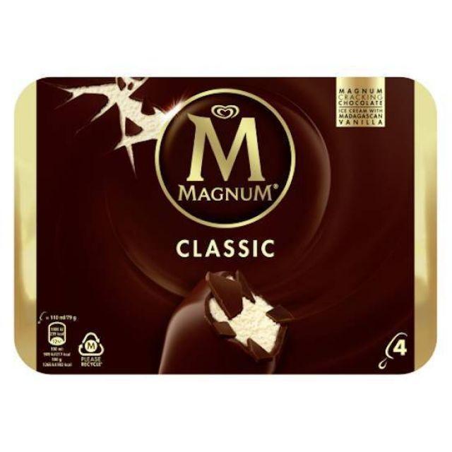 Magnum Classic Multipack 4's