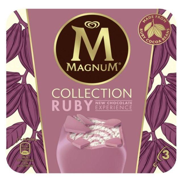 Magnum Ruby Multipack 3's