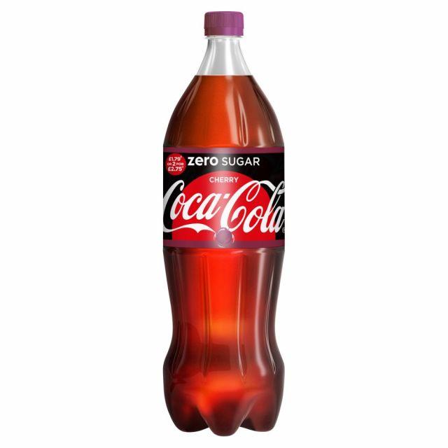 Coca Cola Zero 1.75L