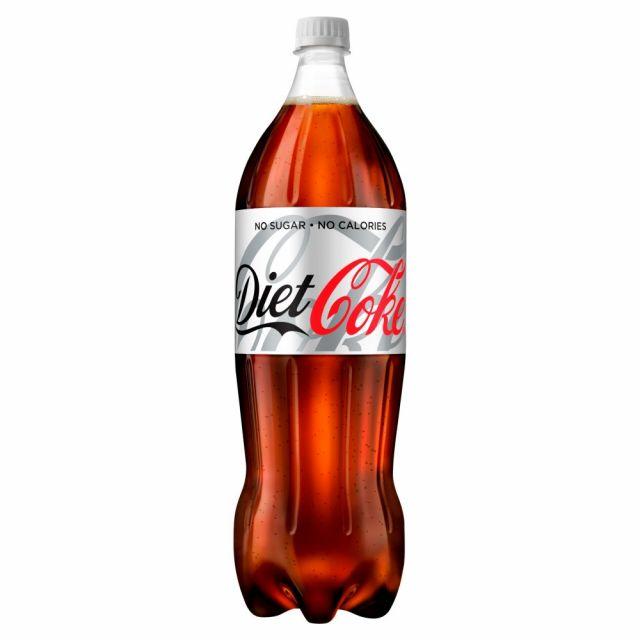 Coca Cola Diet 1.75L