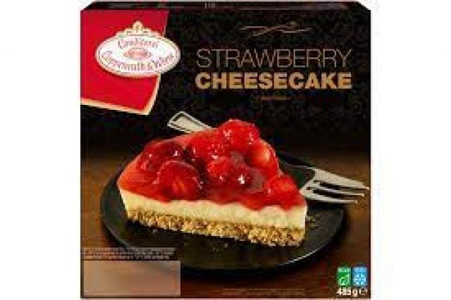 Conditorei Coppenrath & Wiese Strawberry Cheesecake 485g