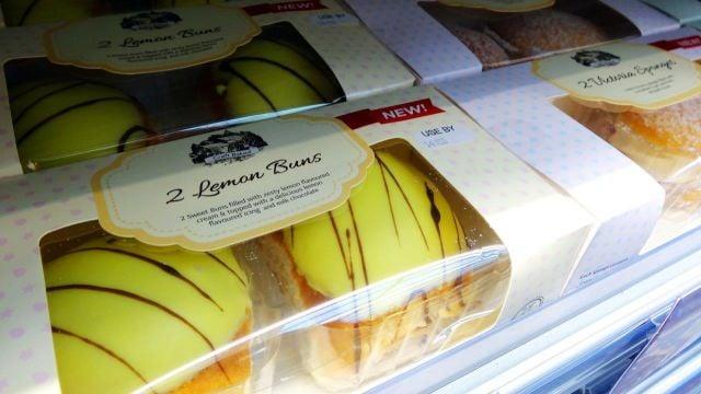 Clayton Park Lemon Buns