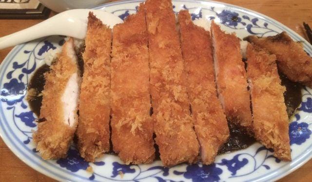 303) Chicken Spicy Panko