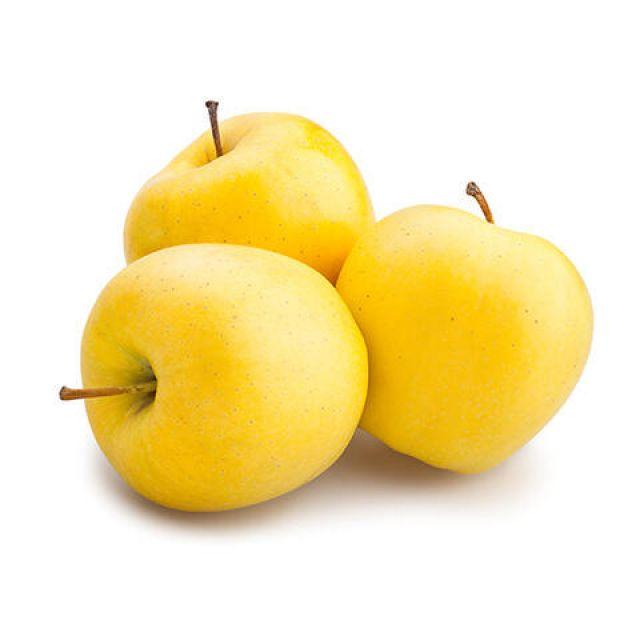 Golden Delicious Apples x3