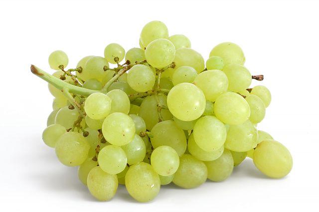 Green Seedless Grapes (punnet)