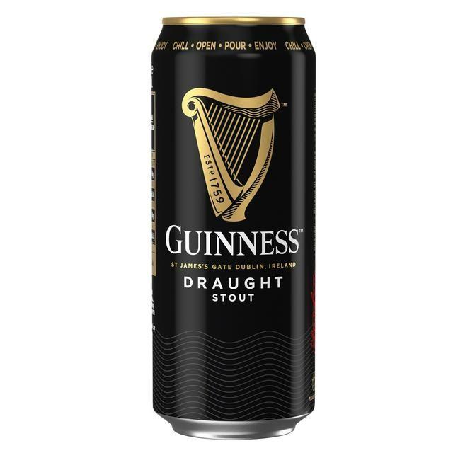 Guinness Draft can 6 * 470ml
