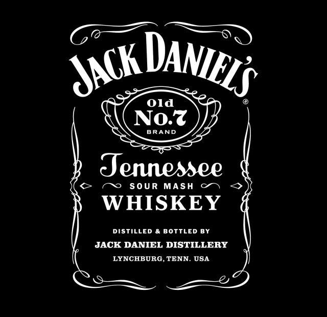 Jack Daniels 1 litre