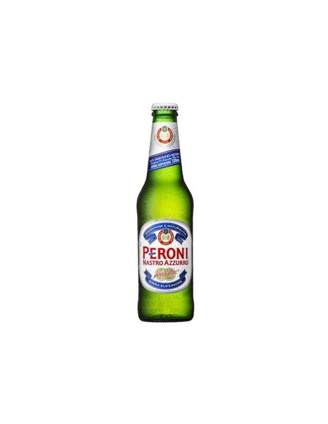 Peroni bottle