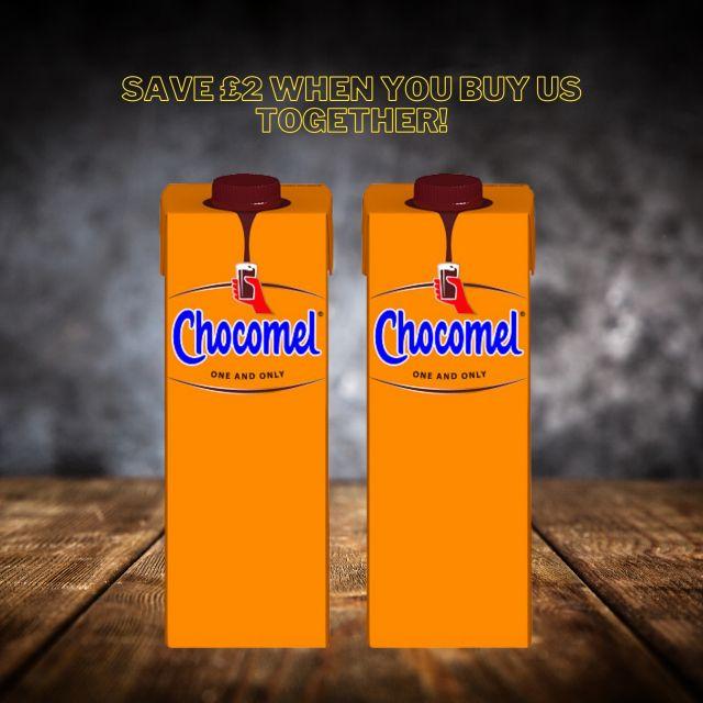 Chocomel Chocolate Milk Drink Bundle