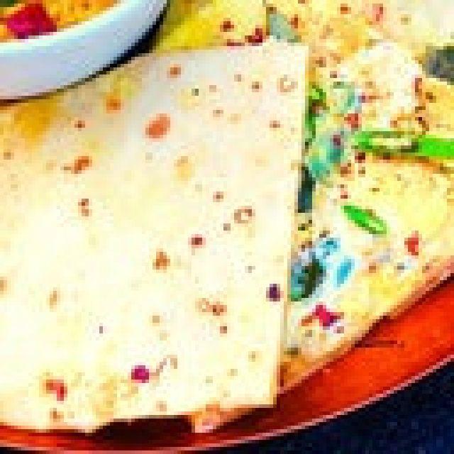 Egg Godamba Roti (v)