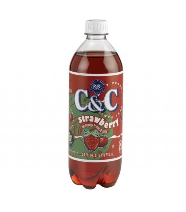 C&C Strawberry 710 ml