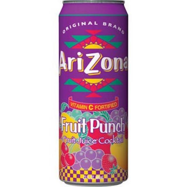Arizona Fruit Punch Can 680ml