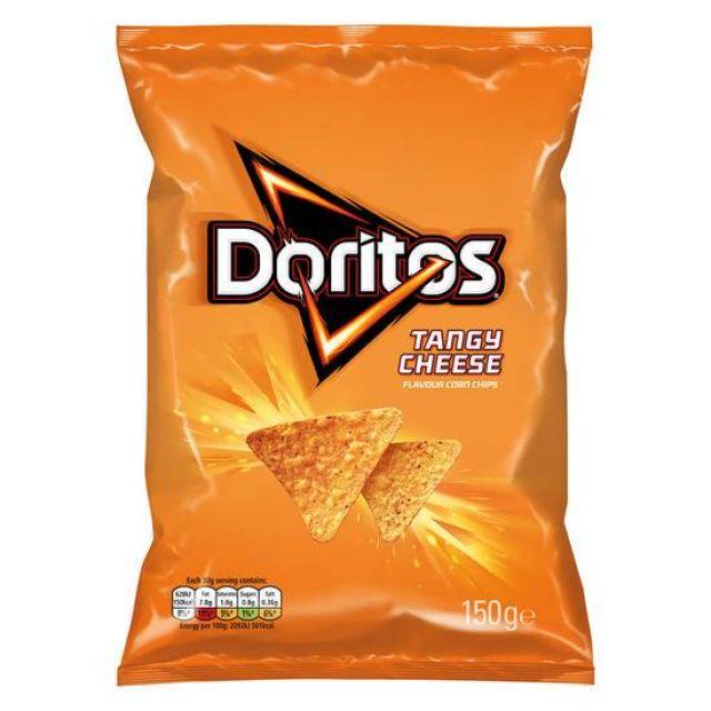 Dorito's Tangy Cheese 150g