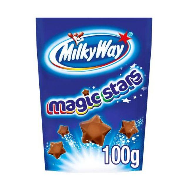 Milky Way Magic Stars Chocolate Pouch Bag 100g