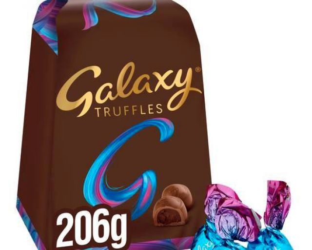 Galaxy Truffles Medium 206g