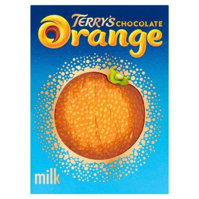 Terry's Chocolate Orange Milk 157g