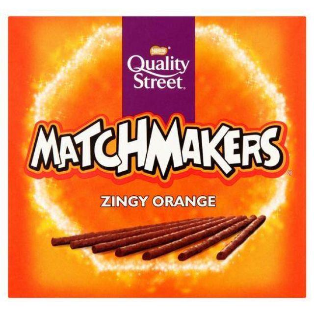 Nestle Match Makers Orange 120g