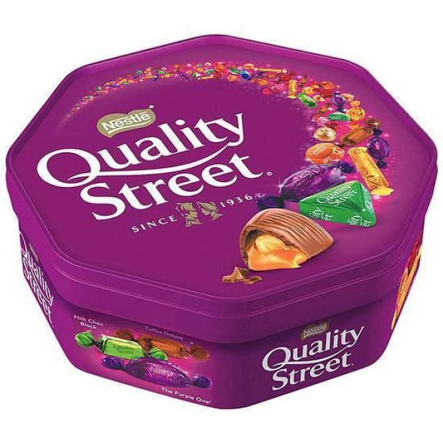 Nestle Quality Street Tub 650g