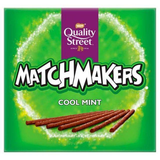 Nestle Match Makers Mint 120g