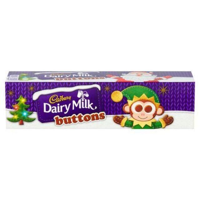 Cadbury Button Tube 72g