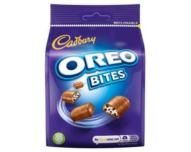 Cadbury Oreo Bites Chocolate Pouch 110g