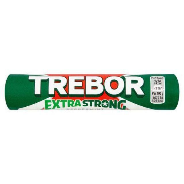 Trebor Extra Strong Spearmint 41g