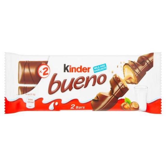 Kinder Bueno Milk 43g