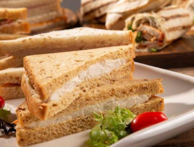 Spar Chicken Mayonnaise Sandwich