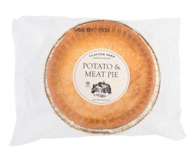 CP Potato & Meat Pie
