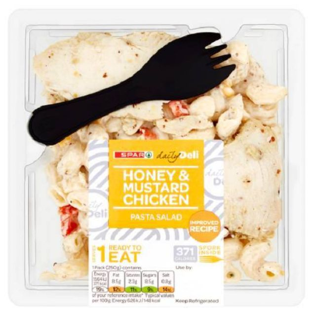 Spar Honey & Mustard Chicken Pasta Salad
