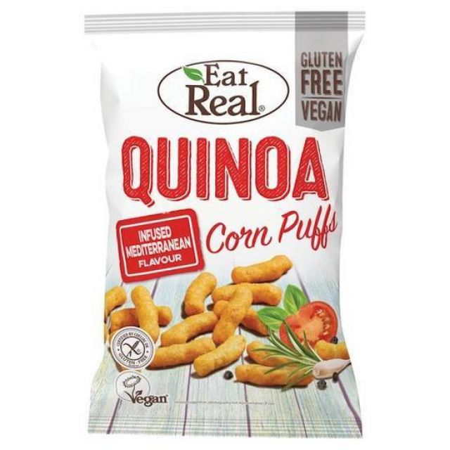 Eat Real Quinoa Mediterranean 113g
